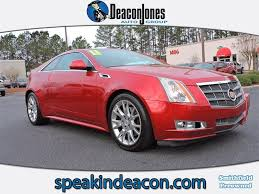 2011 cadillac cts performance coupe pre owned cadillac cts coupe in selma nc dj8755