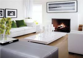 minimalist living room houzz the elegant minimalist design of