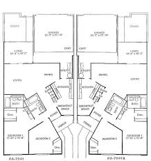 Garden Apartment Floor Plans Duplex Garden Apartment Floor Plans Dream Home Catchers