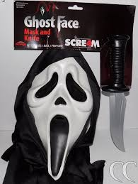 ghostface masks haul