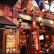 Old Blind Dog Irish Pub Dublin Square Irish Pub U0026 Grill Gaslamp