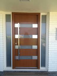 wood u0026 steel contemporary door la jolla doors u0026 gates