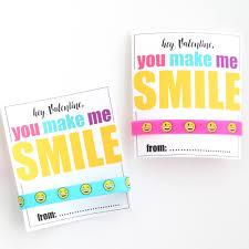 emoji bracelet free printable valentine u0027s day card it u0027s always