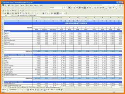 Household Budget Template Excel 6 Budget Template Excel Budget Template
