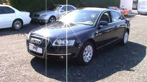 2007 audi a6 2 0 tdi multitronic full review start up engine and