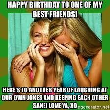 Happy Birthday Best Friend Meme - happy birthday meme for my best friend feeling like party