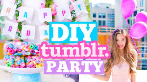 birthday ideas diy birthday party decor snacks ideas