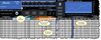 Options Trading Journal Spreadsheet by Tjs Elite Changelog Trading Journal Spreadsheet