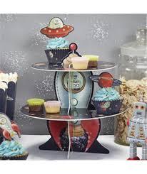 stand para cupcakes aventura en el espacio partydis sl