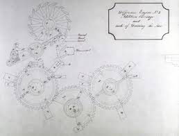 design drawing of difference engine no 2 1847 at science and