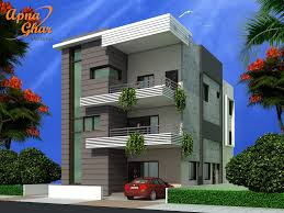 5 bedrooms triplex house design in 240m2 12m x 20m click here
