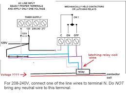 ge mechanically held lighting contactor wiring diagram pole