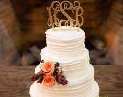 cake topper monogram monogram wedding cake topper cakes ideas