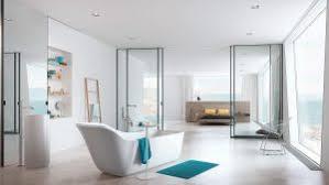 schlafzimmer mit bad badezimmer und schlafzimmer in einem raum planungswelten
