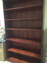Timber Bookshelf Balinese Style Timber Bookshelf Bookcases U0026 Shelves Gumtree