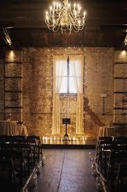 Winter Wedding Venues Cozy Brooklyn Winter Wedding Ruffled