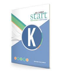 planned start kindergarten