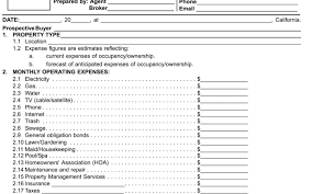 Expense Report Form by Monthly Expense Report Form Templatezet