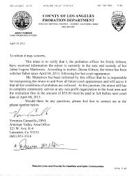 cover letter parole officer resume parole agent resume parole