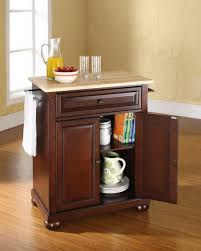 Rustic Kitchen Storage - kitchen narrow kitchen island small rolling cart kitchen storage