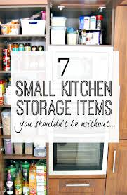 small kitchen storage solutions 7 essential small kitchen storage items you should own