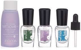 amazon com zoya mini color lock system manicure kit luxury beauty