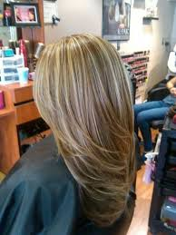 doing low lights on gray hair gorgeous color and haircut ombre brown and natural