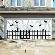 garage doors magneticarage door decorations kits christmas