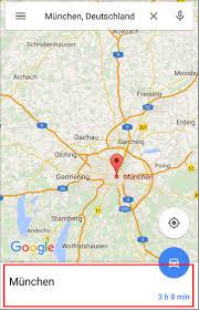 Giigle Maps Tipp So Einfach Kannst Du Jetzt Via Google Maps Vollkommen