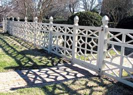fence options for every house style old house restoration