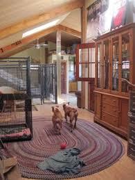 dog barn barn buddies at the bad rap barn best kennel ever http www