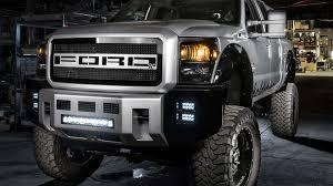 Ford F250 Pickup Truck - kelderman