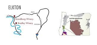 map of oregon wineries downloadable maps southern oregon winery association your