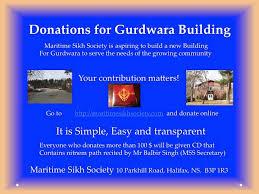 to balbir s route rexdale gurudwara sahib toronto community