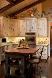 north carolina log cabin kitchen cabinetry kitchens pinterest