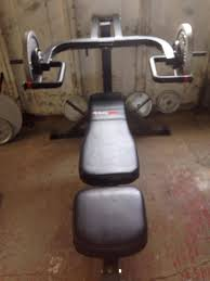 Leverage Bench Press Bench Press Second Hand Gym Equipment Buy And Sell In The Uk