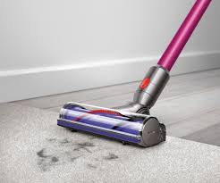 Vacuum Cleaners For Laminate Floors Dyson V7 Motorhead Bagless Cordless 2 In 1 Handheld Stick Vacuum