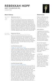 Sample Of Registered Nurse Resume by Registered Nurse Resume Samples Visualcv Resume Samples Database