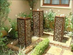 stein wasserspiel für garten selber bauen dekoration aussenbereich