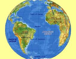 the map of the earth the map of the earth major tourist attractions maps