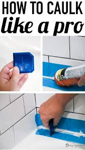Caulking Tape For Bathtub How To Caulk A Bathtub A Cautionary Tale Designer Trapped In A