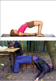 Drunk Yoga Meme - drunk people are really good at yoga poses