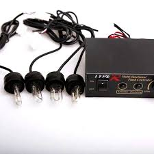 strobe light installation truck car accessories 704 tows four one with 4 u tube strobe control can