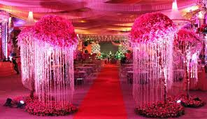 decoration for indian wedding indian wedding decor pink lotus events decorholic 35651