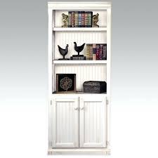 White Corner Bookcase Corner Bookcase With Door Mh5142testing Info