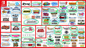 switch multiplayer games local and online list nintendoswitch