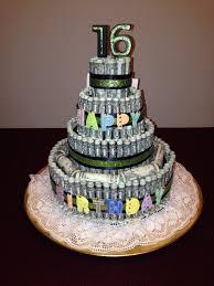 money cake designs razor blades save em for lottery tickets pinspiration