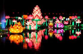 lanterns new year lantern festival new year 2018