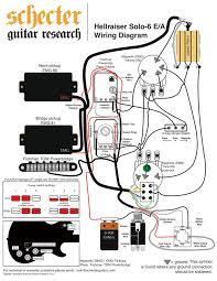 schecter guitar wiring diagrams dolgular com new bass pdf kwikpik me