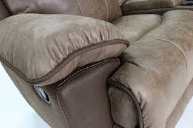 bubba power reclining loveseat mor furniture for less